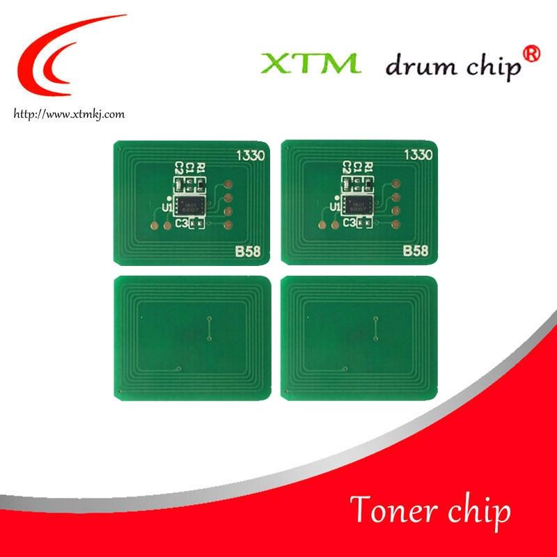 3 5K 46508704 46508703 46508702 46508701 Toner cartridge reset chip For OKI C332dn MC363dn C332 MC363