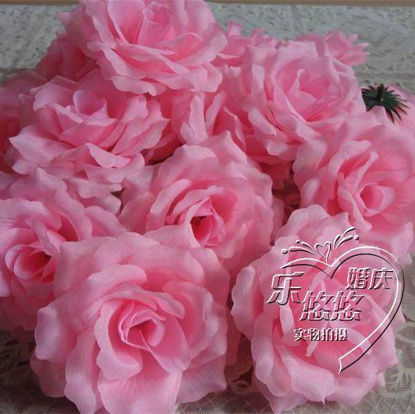 Online shop wholesale 100pcslot gold roses artificial silk flower wholesale 100pcslot gold roses artificial silk flower heads artificial fake rose flower for wedding party decorative flower mightylinksfo