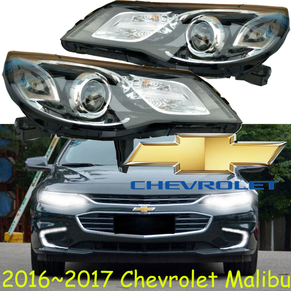 2016 2017 2018year, Malibu headlight,Halogen,Free ship!Malibu head light,suburban,Tracker,Tigra,Tahoe,Tracker,Malibu fog light цена и фото