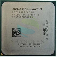FREE Shipping For AMD Phenom II X4 975 3 6GHz 6MB 4 Cores Socket AM2 AM3