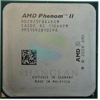 AMD Phenom II X4 975 (3.6GHz/6MB/4 cores/Socket AM3/938 pin) HDZ975FBK4DGM Desktop CPU