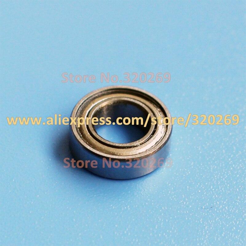 4pcs ball bearing MR137ZZ 7*13*4 7x13x4mm metal shield MR137Z ball bearing*~*