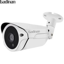 GADINAN AHD Camera 1080P Sony IMX323 2.0 Megapixel Video Surveillance Night Vision IR Cut Filter Outdoor Waterproof CCTV Camera