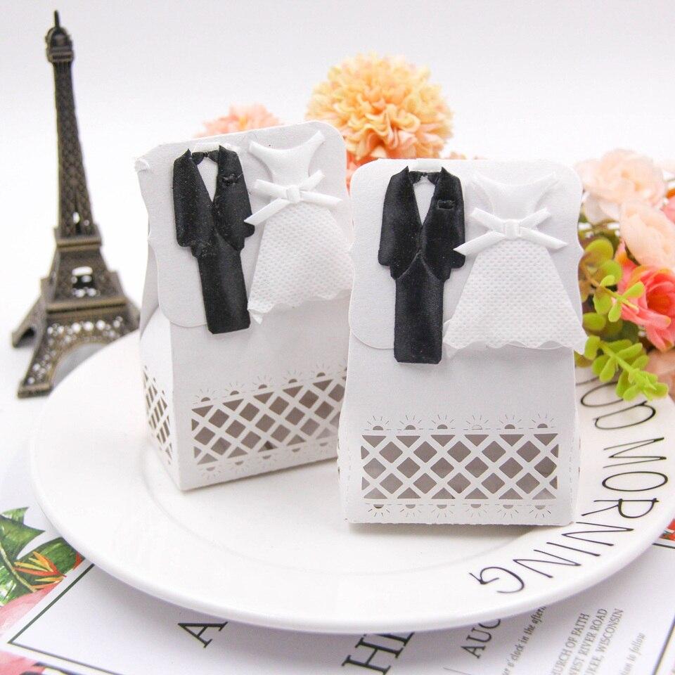 Wedding Gifts Store: Aliexpress.com : Buy 6PCS/Lot Bride& Groom Candy Pattern