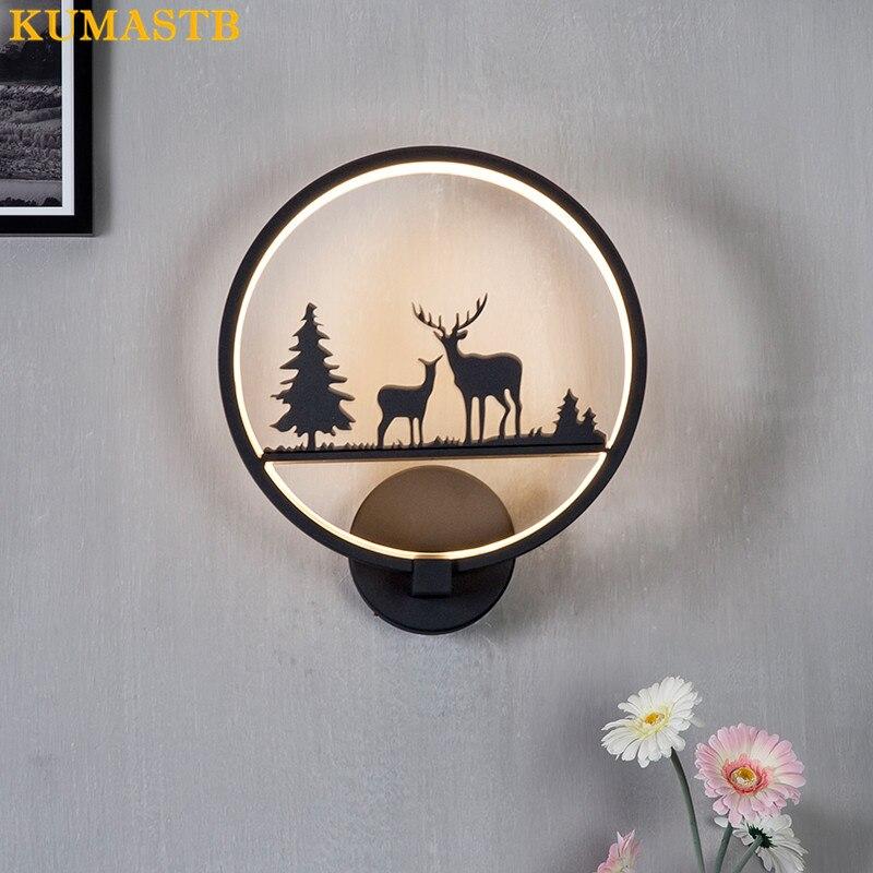 15W mur LED lampe moderne décoration de la maison applique murale pour chambre salon lampe murale escaliers LED applique lumière acrylique