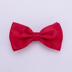 HUISHI Solid Mens vlinderdas 50 stuks Per Lot Een zak Solid Fashion Strikjes Zwart Goud Wit Strikje Rood roze Blauw Wit Klassieke Stijl