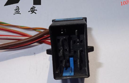 1PCS  FOR VW / Passat B5 / Passat door harness connector plug 3B0 937 741 8-hole connector   3B0937741 wv passat b5 турбину