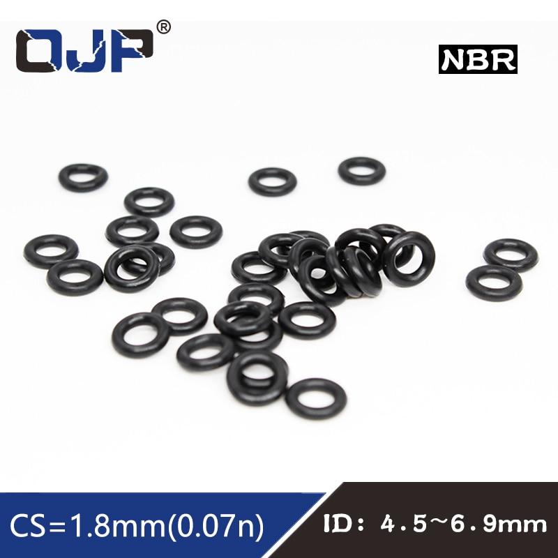 10x 13 x 2mm Nitrile 70 O/'Ring