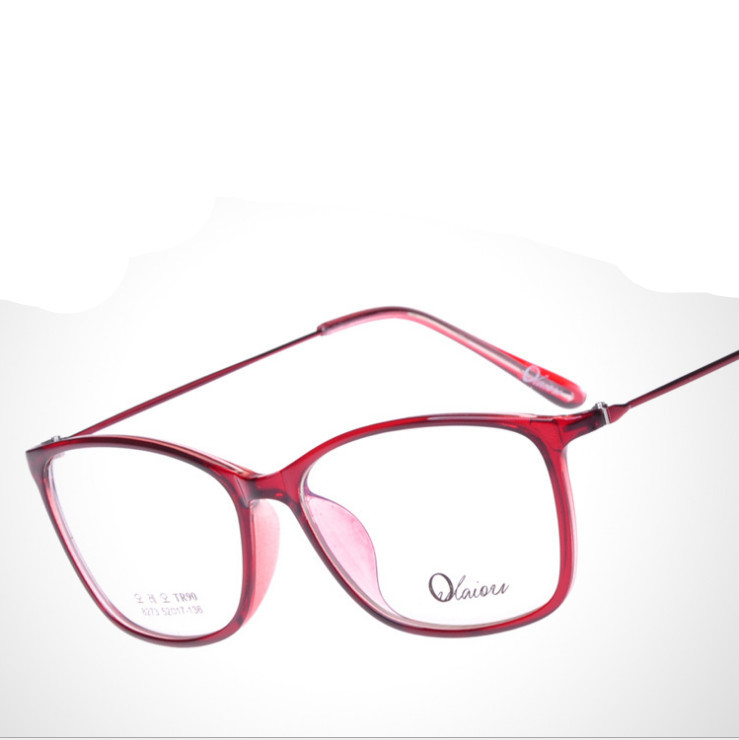 2015 fashion eyeglasses computer goggles vintage eye glasses frame for women men optical frame What style glasses are in fashion 2015