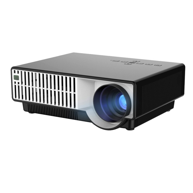 2800 Lúmenes PICO Proyector LED HD LED Proyector HDMI Reproductor Multimedia Home Cinema Theater Beamer HDMI AV USB SD IR DHL Freeship