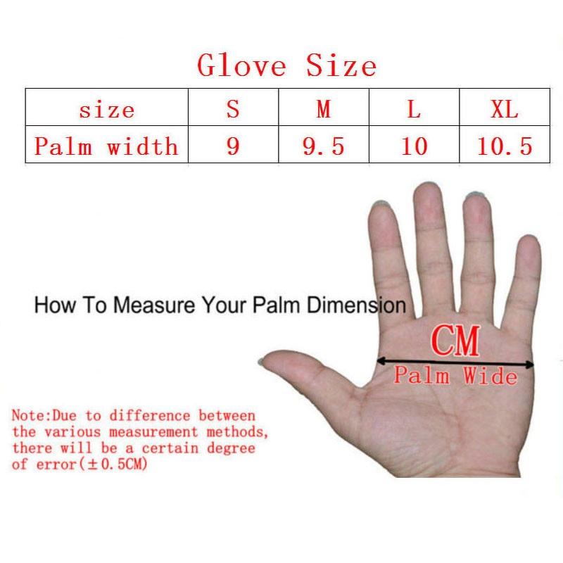 New-Cycling-Gloves-GEL-Bicycle-bike-Racing-Sport-Road-Mountain-MTB-Cycling-Glove-Breathable-MTB-Road (4)