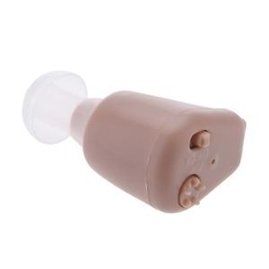 Image 4 - جيب صغير السمع قابل للتعديل الرقمية في سماعة أذن الإيدز وراء الأذن مكبر صوت قابلة للشحن لكبار السن