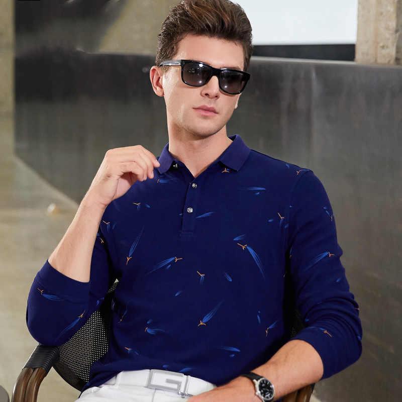 82158e17 FGKKS Fashion Brand Men's Polos Shirt 2019 Men Business Polo Shirt Clothing  Mens Polo Shirt Top Mens Polo Shirts Tee Top