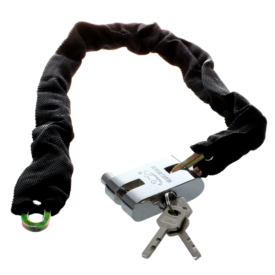 150cm Reinforced Metal Heavy Motorbike Motorcycle Bicycle Chain Lock in Bicycle Lock from Sports Entertainment