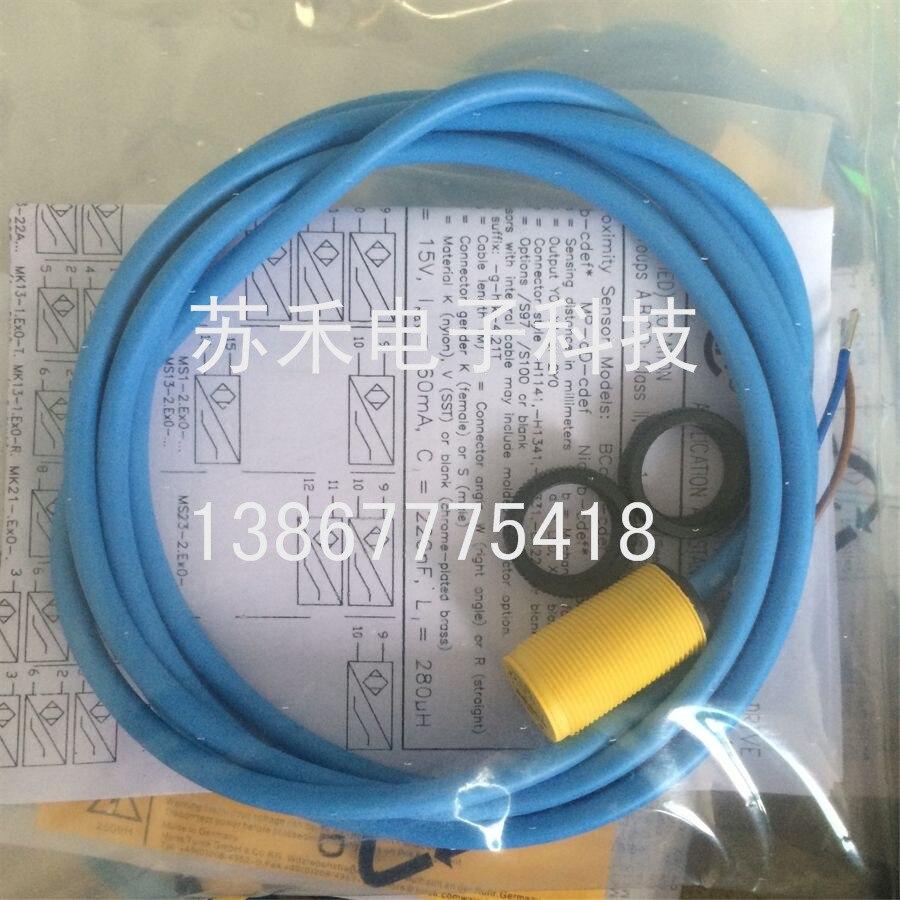Proximity Switch Sensors BI5 P18 Y1X Turck New High Quality Quality ...