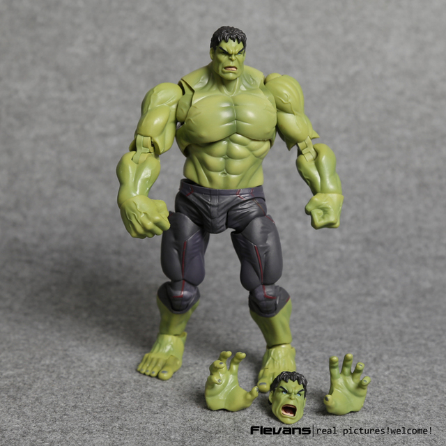 Avengers SHF S.H.Figuarts Hulk PVC Action Figure Collectible Model Toy 19cm  HRFG470 f8e521834