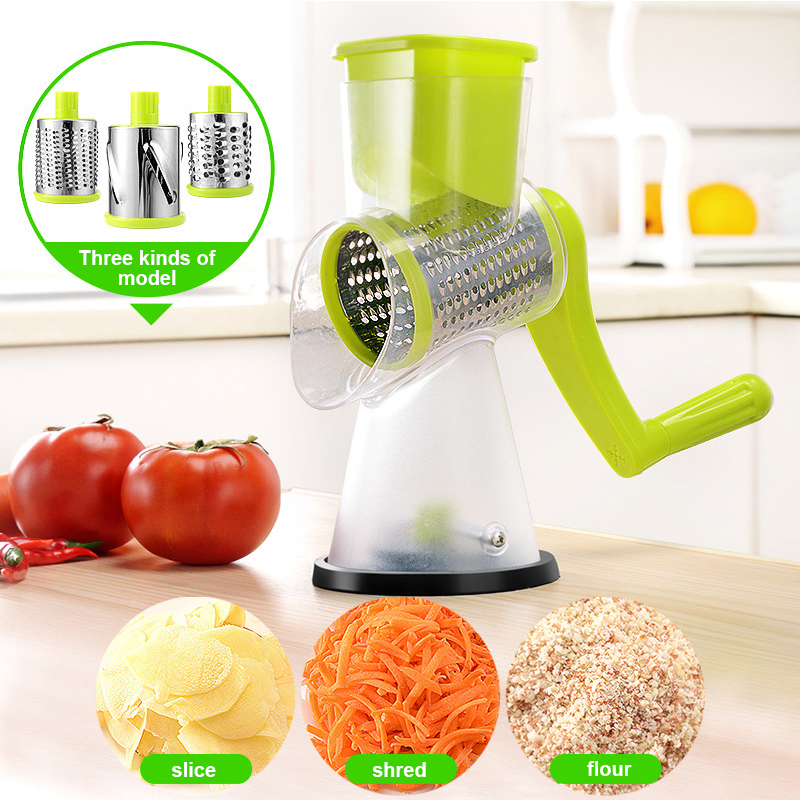 Vegetable Cutter Slicer Kitchen Accessories Multifunctional Round Mandoline Slicer Potato Cheese Kitchen Gadgets multifunctional vegetable julienne shape cutter electric home potatoes fruit round mandoline slicer vegetable cutter machine