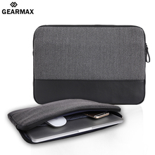 New 12 13 inch Gray Laptop Sleeve for xiaomi air 13.3 Laptop Bags for xiaomi mi notebook air 12.5 Travel Notebook Bag Women Tote