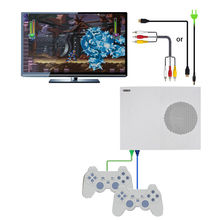 New HD TV Game Consoles 4GB Video Game Console player Support HDMI TV Out Built-In 600 Classic Games For GBA/SMD/NES/FC Format