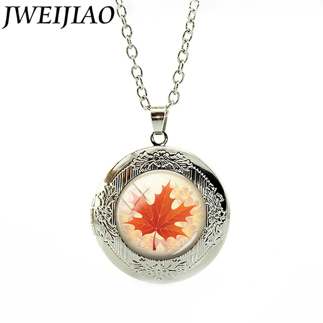 Collares collier canadian maple leaf pendant necklacewholesale collares collier canadian maple leaf pendant necklacewholesale picture necklace art locket simple design charms aloadofball Gallery