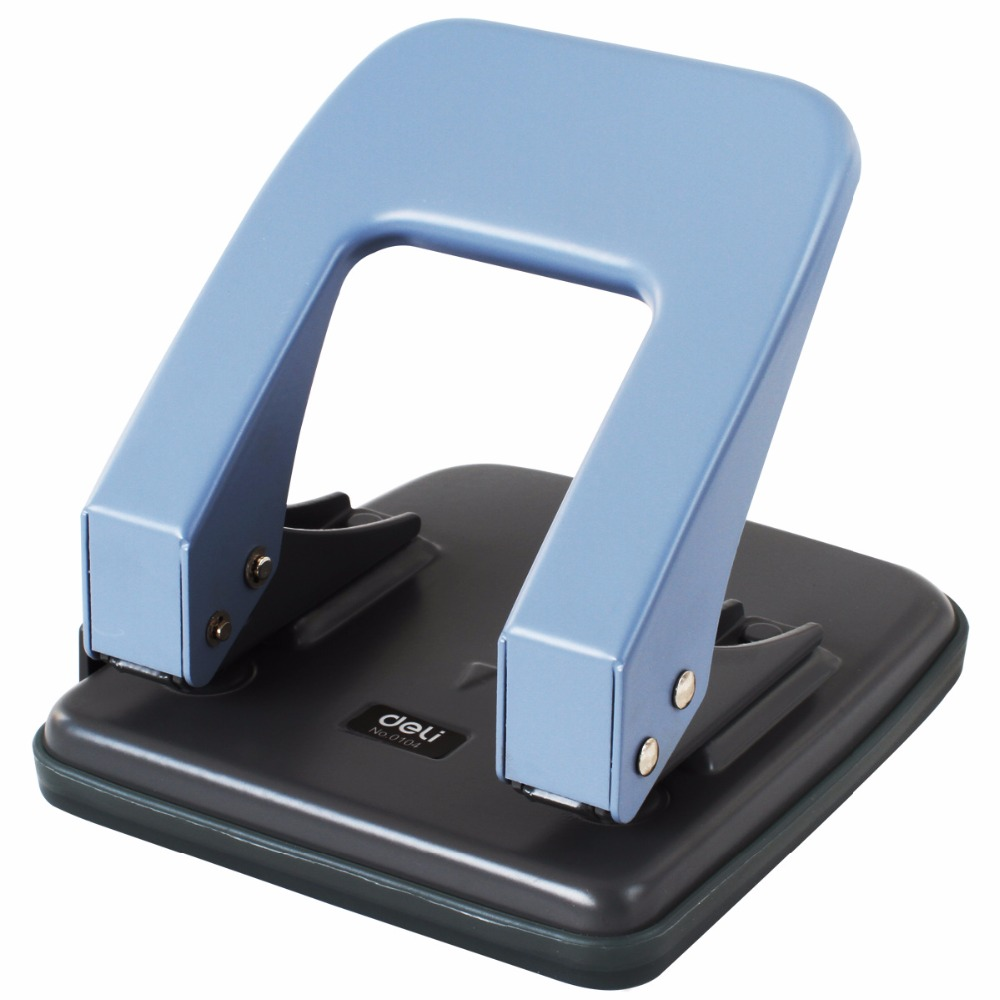 Two-hole Paper Punch , Office Document Paper Punch , Mini Double Hole Punch for Office and School Paper Binding  free shipping office school hole puncher round double hole binding manual drilling machine fashion portable mini easy to use
