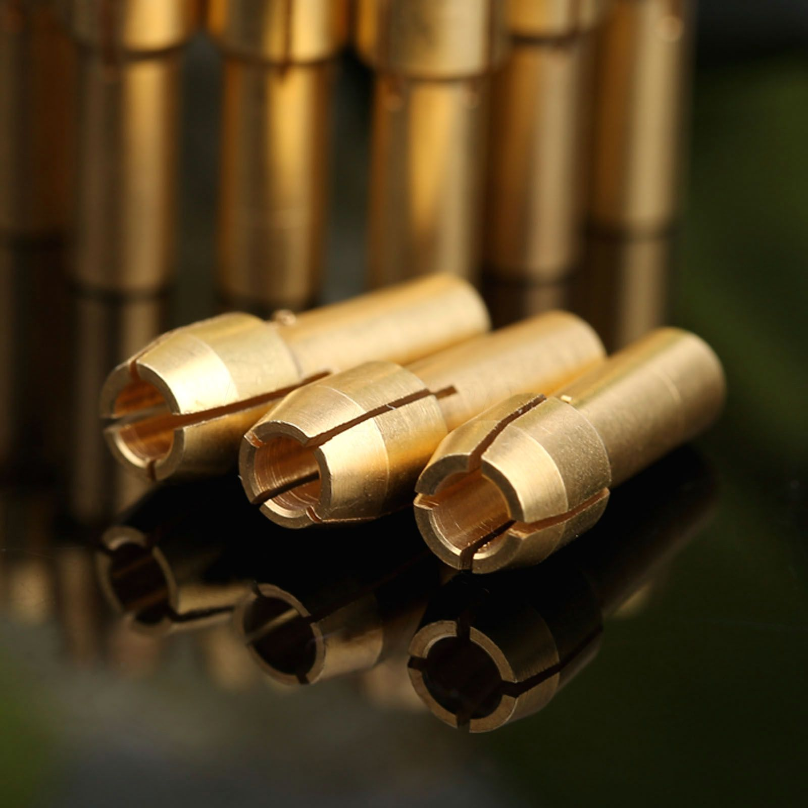 3.2mm Brass Collets Adapter 1/8