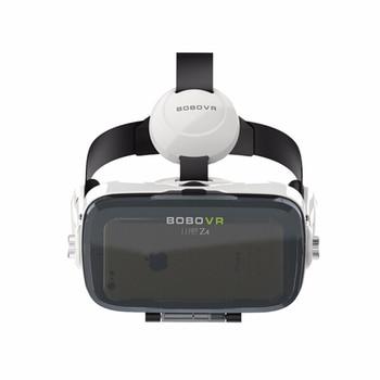 Bobo VR Bobovr Z4  Virtual Reality Headset 3D Gerceklik Google Cardboard Goggles 3D Glasses Smartphone Helmet Headset Lens 1