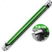60 100cm Multipurpose Professional fitness bar Door Horizontal Bar with lock buckle