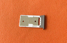 Soporte para tarjeta Sim Original de segunda mano, bandeja con ranura para tarjeta, para Oukitel U15 Pro MTK6753, Octa Core, 5,5 pulgadas, HD, envío gratis