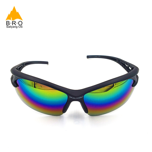 UV400 Cycling Eyewear Explosionproof Mens Sport Sunglasses Women Cycling Sunglasses MTB Bicycle Goggle Spectacles Gafas Ciclismo 3
