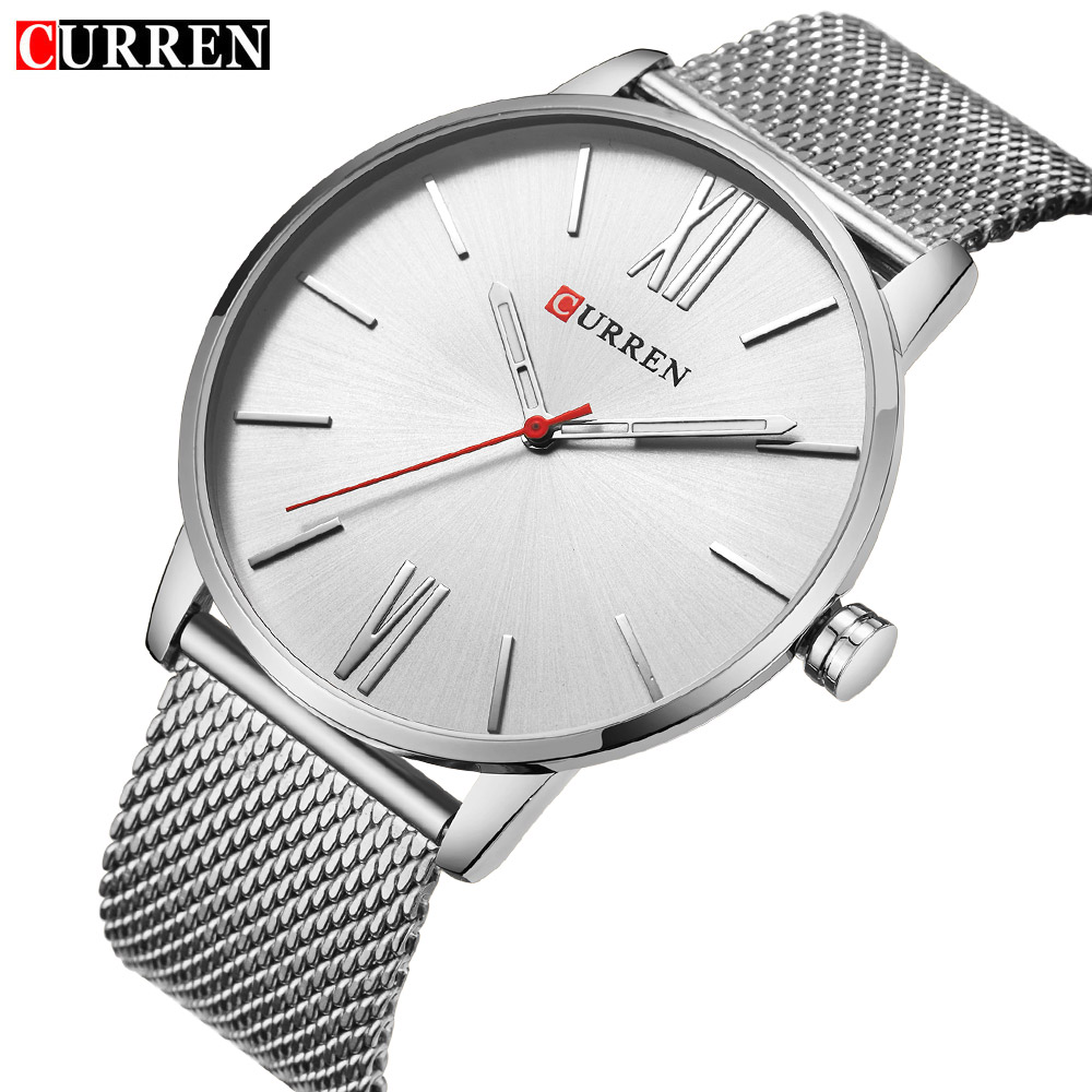 CURREN Retro Design Popular  Watches Analog Military Sports Watch Quartz Male Wristwatches Relogio Masculino Montre Homme