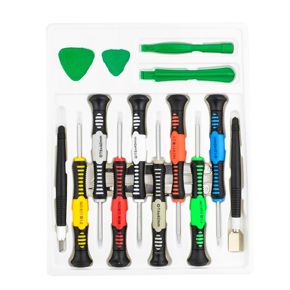 BEST 2408 Repair Tools Kit for font b iPhone b font Mobile Phone Screwdriver Torx T4
