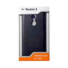 Чехол-накладка INOI Premium case для Xiaomi Redmi 5, PU