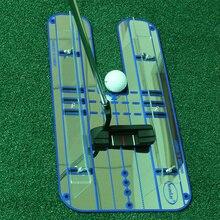 Professionnel De Golf Mettre Alignment Miroir Golf Mise Avion de Golf Formation Miroir Aide