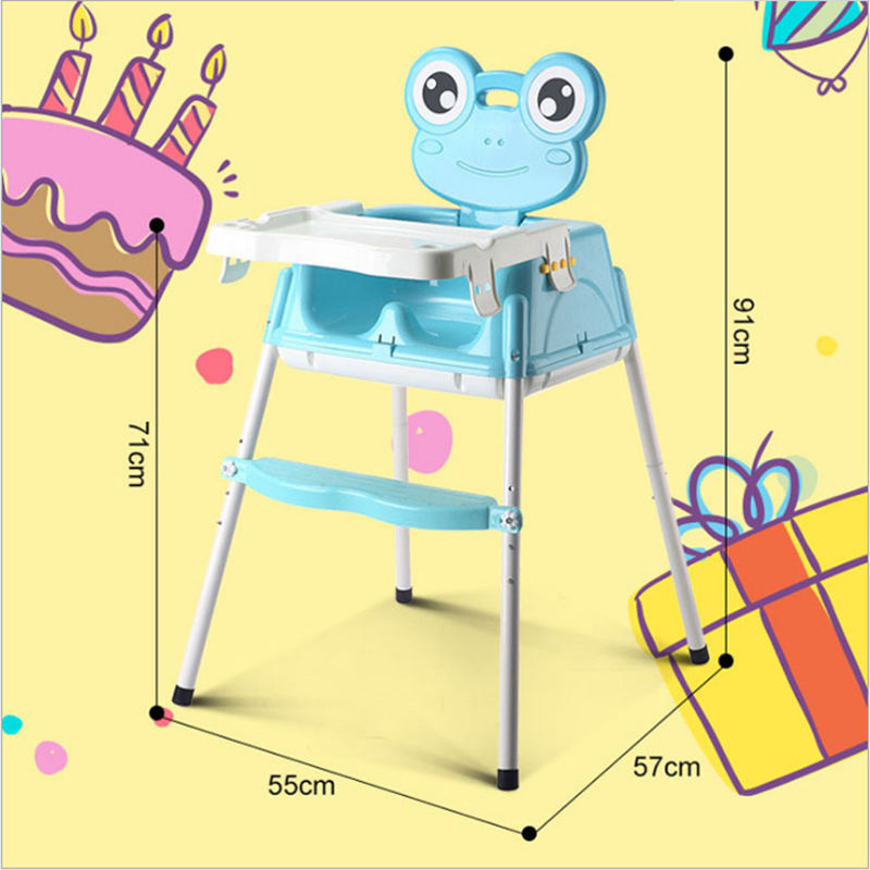 Baby Dining Chair Children Dining Chair Multifunctional Collapsible Portable Baby Chair Eating Dinette Seat Baby Seat Stool pouch baby dining chair multi functional portable foldable baby food chair plastic baby dinette children s dining chair pouch
