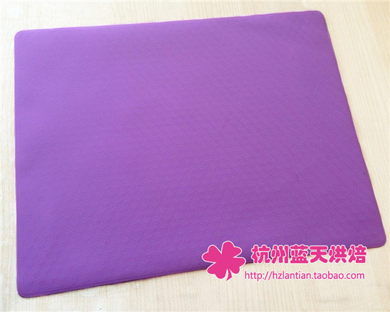 Free shipping,Silicone oven mat pad pan pad chopping board pad high temperature resistant 38 *30cm