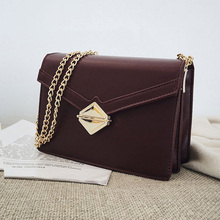 Crossbody Bag For Women Chain Mini Shoulder Bag PU Leather Small Messenger Bag Womens Handbags and Purses evening clutch bags недорго, оригинальная цена
