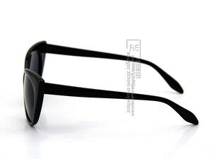 Image 5 - DHL/FEDEX Ücretsiz kargo Vintage güneş kadınlar Moda Seksi Mod Şık Rtro Marka gözlük Kedi Gözü güneş gözlüğü UV400 CE DT0170