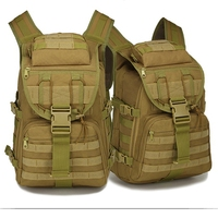 9 Color Outdoor Sports 40L X7 Backpack Tactical Hunting Combat Paintball Bags For Men Women