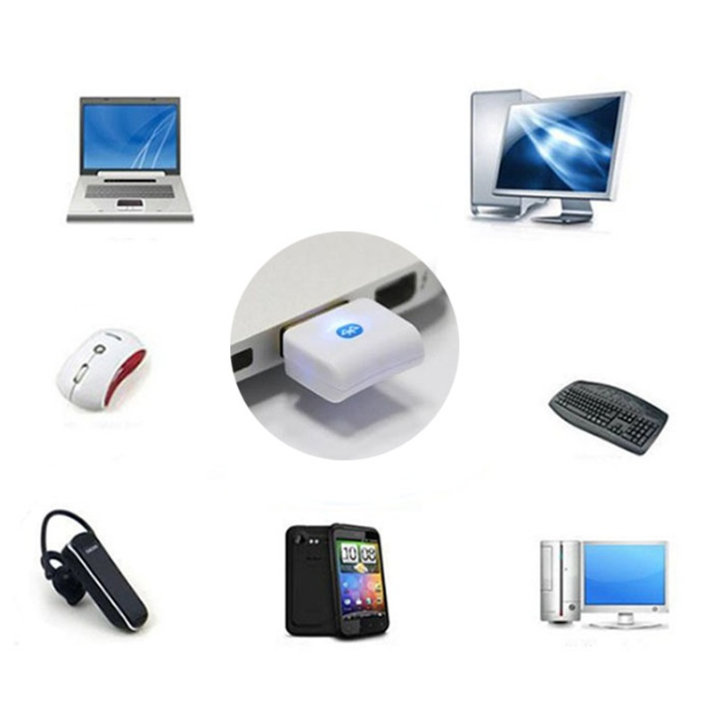 hot sale New USB Wireless Bluetooth 4.0 CSR Dongle Adapter Audio Transmitter Win XP Vista 7 8 just for you