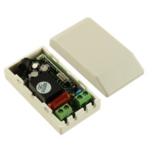 AK-RK01S-220-J AC 220V 1CH 10A Wireless Remote Lighting Switch  High Quality Receiver  315mhz 433.92mhz Select