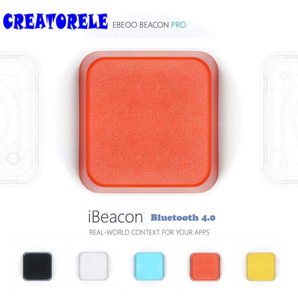 2016 New wateproof Iow Energy Ibeacon BIuetooth 4.0 kit beacon bIuetooth moduIe receiver Proximity Device with Battery
