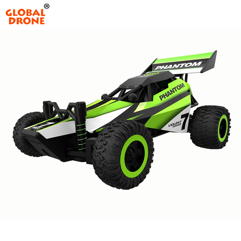 Global Drone 1:32 Mini Racing 2.4GHz 2WD RTR RC Car Scale High Speed Machine on the Remote Control Gift Toys for Boys