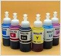 150 sets100ml Compatible ink for Epson cartride ink Inkjet Printer - C M Y C LM LC 6 color
