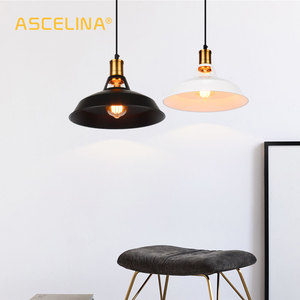 Image 5 - Vintage industrial Pendant Light Led Lamp Loft for Restaurant/Cafe/Bar/Home Especial creative lamp Chain pendant lamp lighting