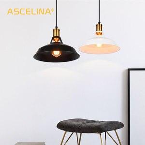 Image 5 - 빈티지 산업 펜 던 트 조명 led 램프 로프트 레스토랑/카페/바/홈 특별 한 크리 에이 티브 램프 체인 펜 던 트 램프 조명