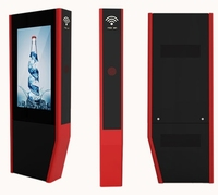 42 47 55 65 inch Outdoor lcd display Advertising video Player digital signage with PC built in