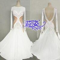 Everyday Ballroom Waltz Tango Quickstep Dance Dress COSTUME MADE ballroom dance dress