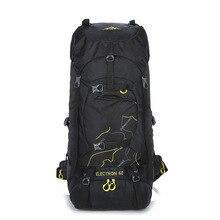 Camping ปีนเขาปีนเขากระเป๋าเป้สะพายหลัง กระเป๋าเป้สะพายหลังกันน้ำกีฬากีฬากระเป๋ากระเป๋า Outdoor