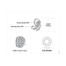 Sterling Silver Butterfly Pendant Choker Necklace Jewelry